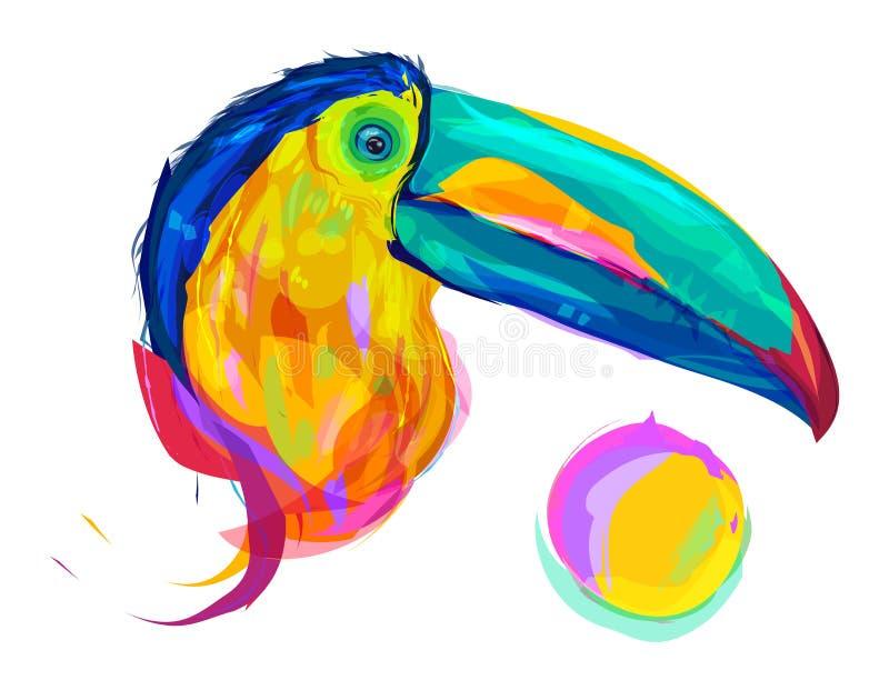 Птица милого красного Bullfinch экзотическая бесплатная иллюстрация