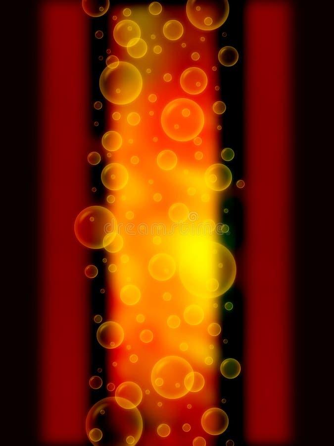 пузыри предпосылки бесплатная иллюстрация