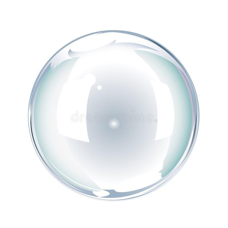 Пузырь мыла бесплатная иллюстрация