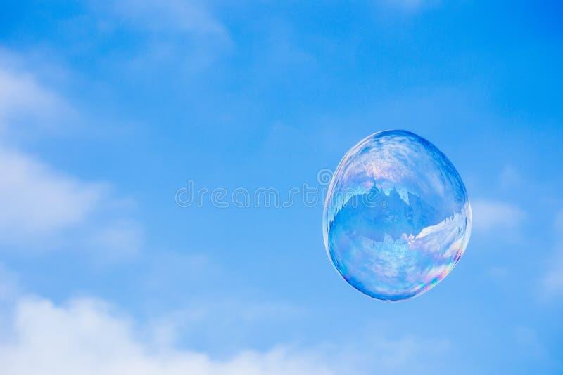 Пузырь мыла стоковое фото rf