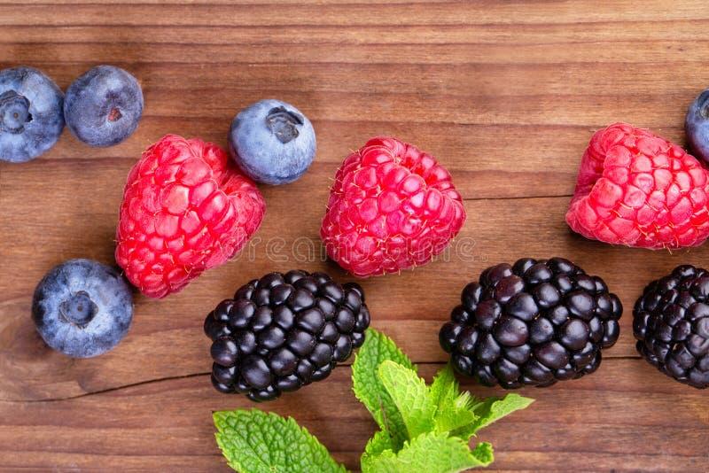 Пук диких ягод стоковые фото