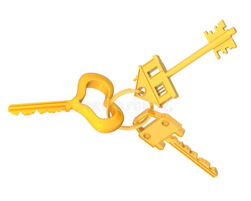 пук пользуется ключом белизна бесплатная иллюстрация