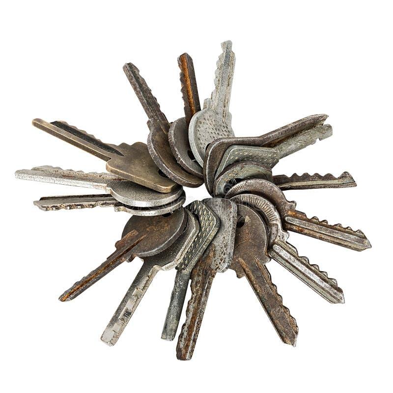 Что делать со старыми ключами от дверей 41