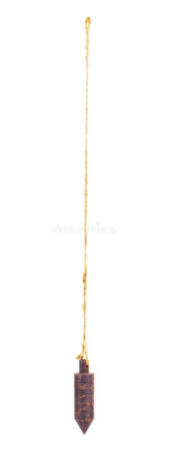 Пуля на веревочке o o стоковое изображение rf