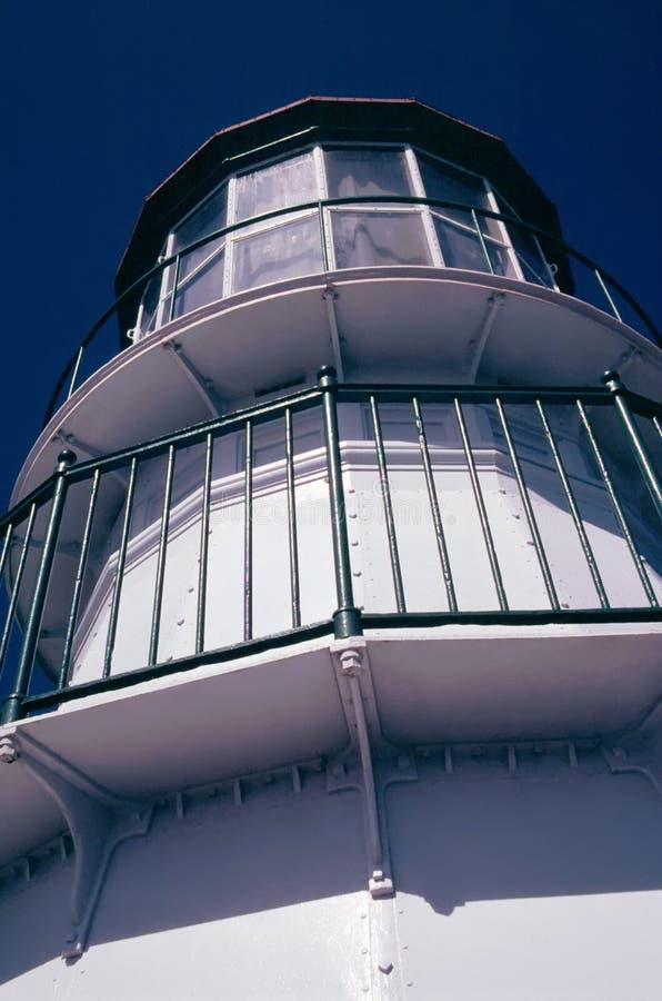пункт reyes маяка стоковое изображение rf