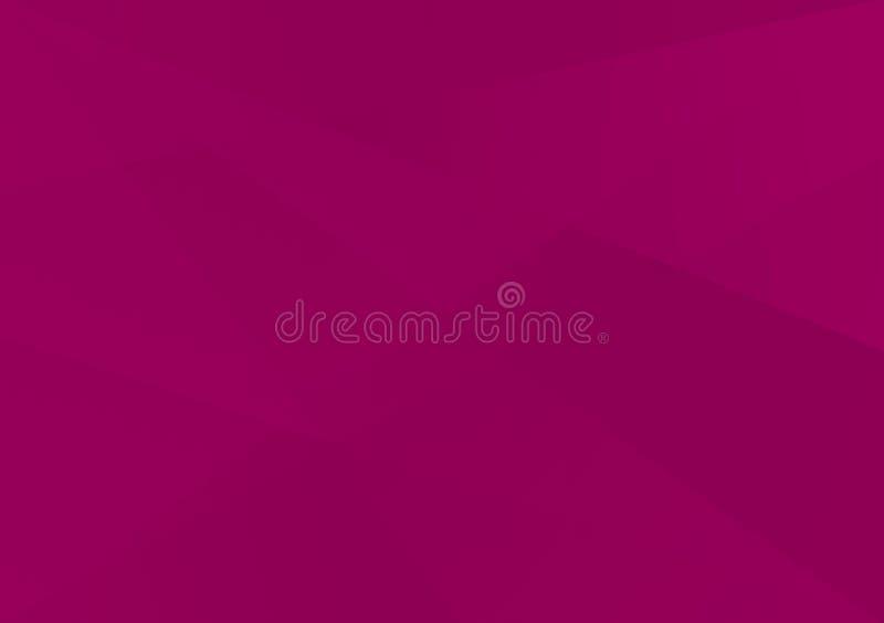 Пурпурная линейная предпосылка градиента предпосылки формы иллюстрация вектора