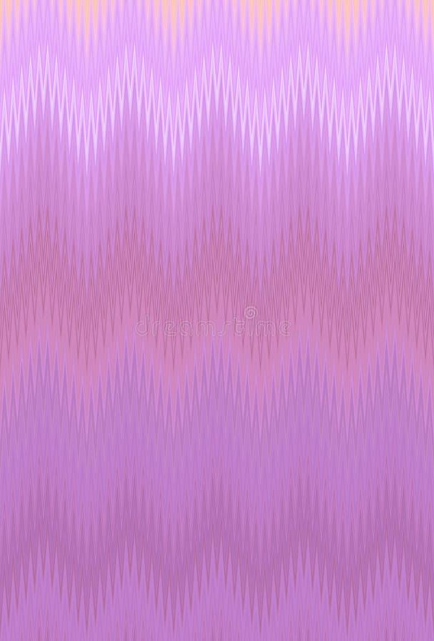 Пурпурная предпосылка картины зигзага шеврона оформление мадженты иллюстрация штока