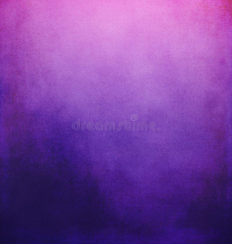 Пурпурный градиент текстуры предпосылки стоковое изображение rf