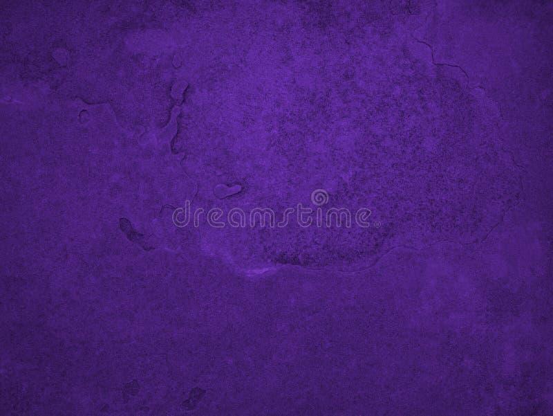 Пурпурный камень, предпосылка текстуры шифера стоковое фото rf