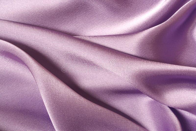 пурпуровая сатинировка стоковая фотография rf
