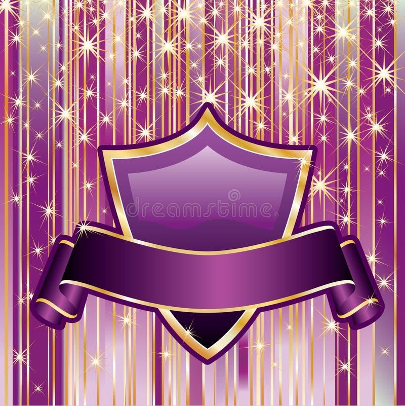пурпур золота бесплатная иллюстрация