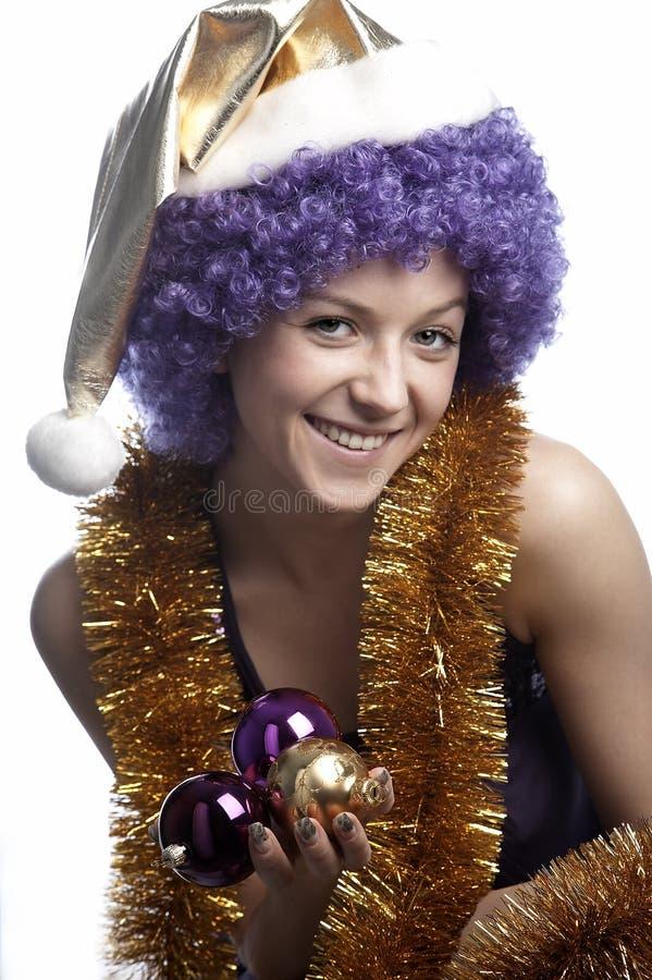 пурпур золота стоковая фотография