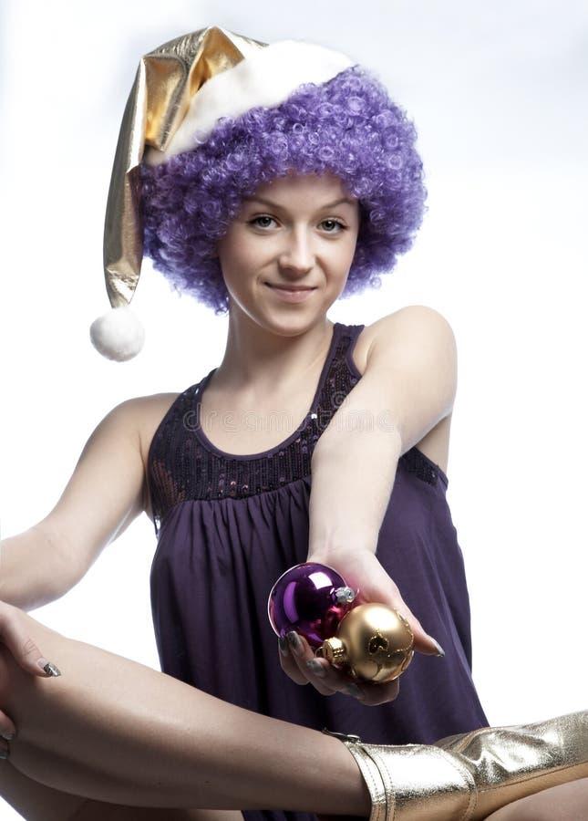пурпур золота стоковая фотография rf