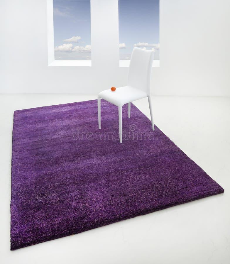 пурпур ковра стоковое изображение rf