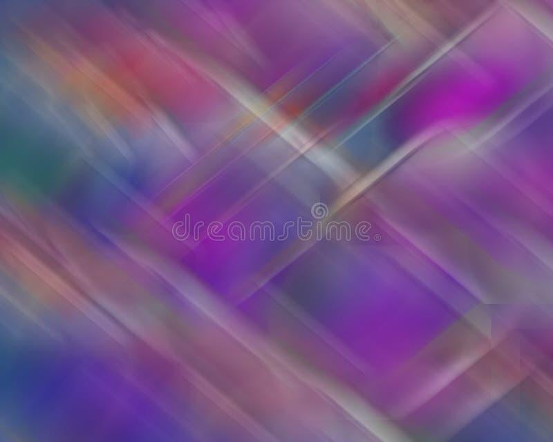 пурпур предпосылки цветастый иллюстрация вектора