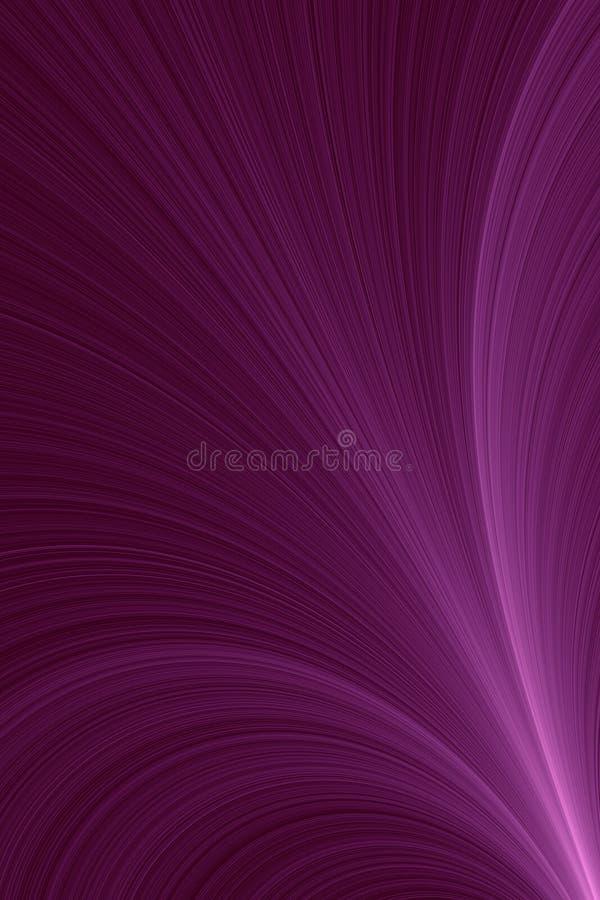 пурпур предпосылки иллюстрация вектора