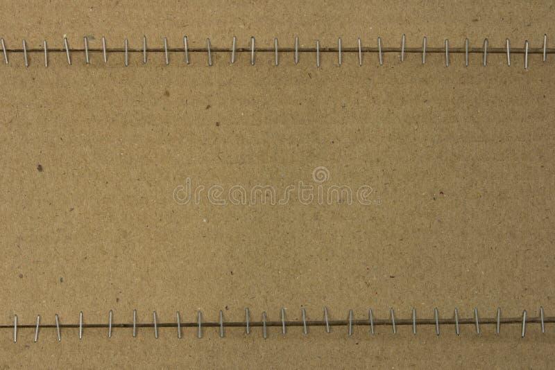 Download Пустая афиша сделанная от бумажной коробки Стоковое Фото - изображение насчитывающей от, никто: 40589350