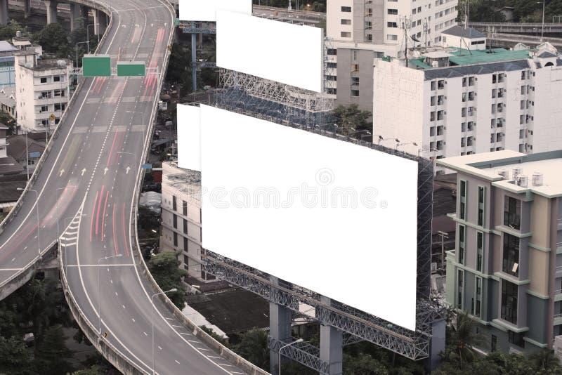 Пустая афиша для предпосылки концепции рекламы стоковые изображения rf