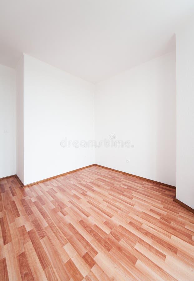 Пустая белая комната стоковое фото rf