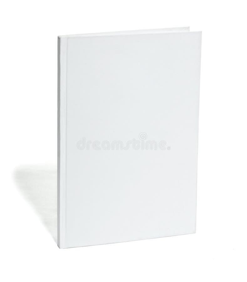пустая белизна тетради стоковое фото