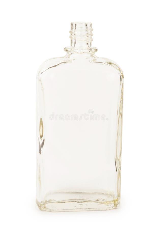 Пустая бутылка Кёльна стоковое изображение