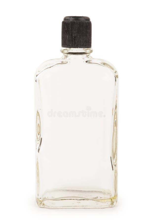 Пустая бутылка Кёльна стоковая фотография rf