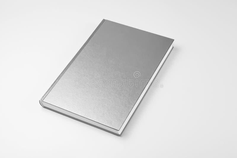 Пустая закрытая книга стоковое фото