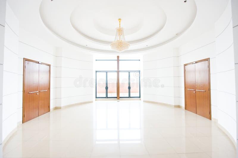 пустая зала стоковое изображение rf