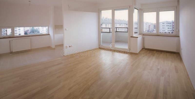 пустая квартира стоковое фото