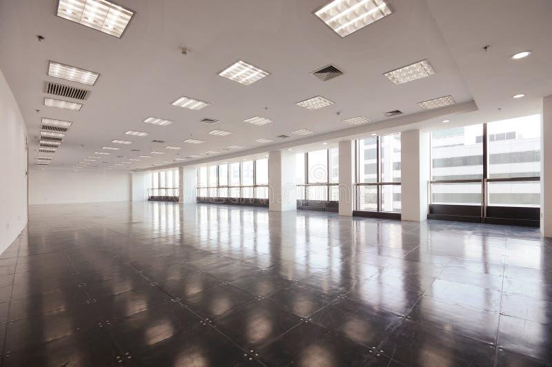 пустая комната офиса стоковая фотография