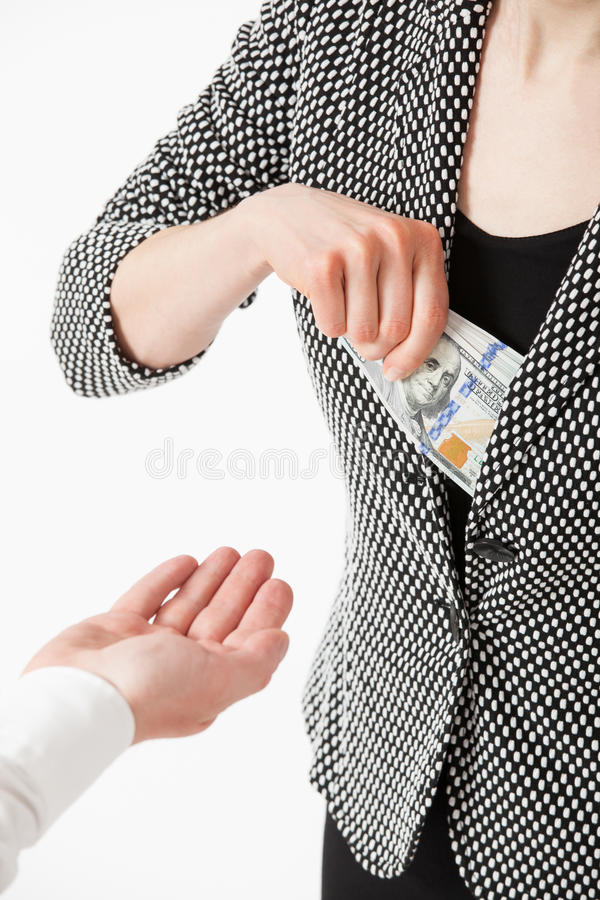 Пустая мужская рука спрашивая деньги стоковая фотография rf