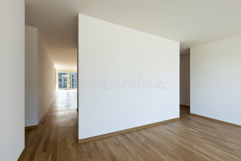 пустая нутряная комната стоковое изображение rf