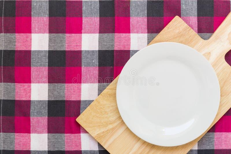Пустая плита/пустая предпосылка плиты стоковые изображения