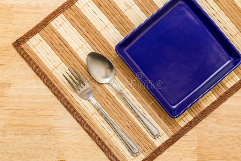 Пустая плита/пустая предпосылка плиты стоковое фото rf