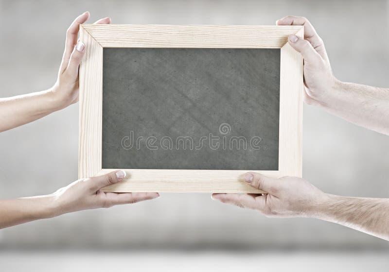 Download пустая рамка стоковое фото. изображение насчитывающей грубо - 41652416