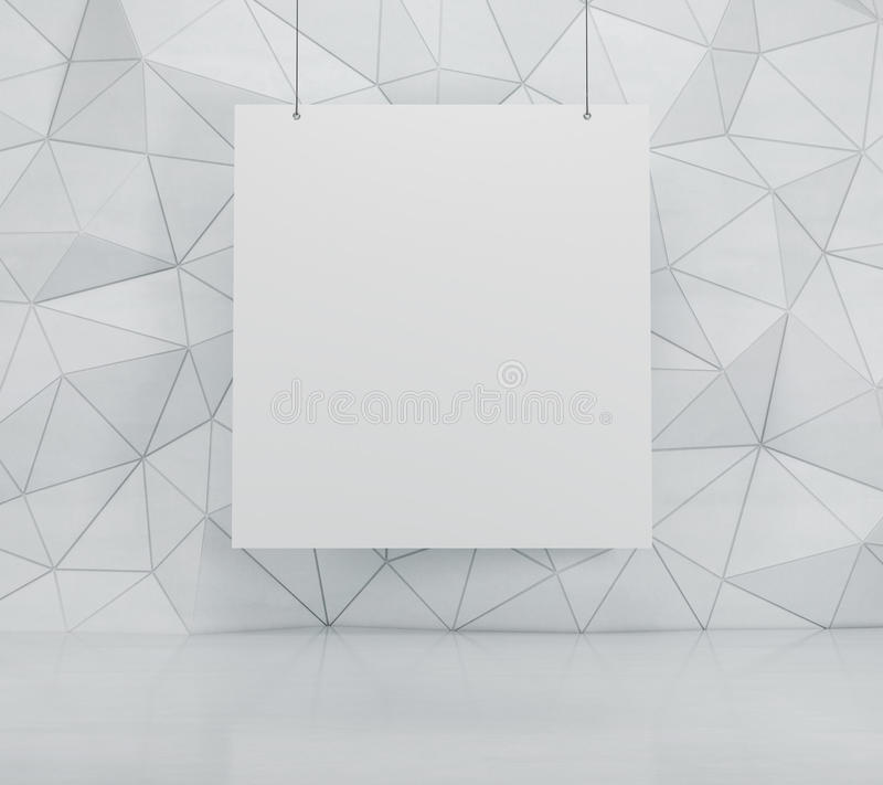 пустая рамка иллюстрация вектора
