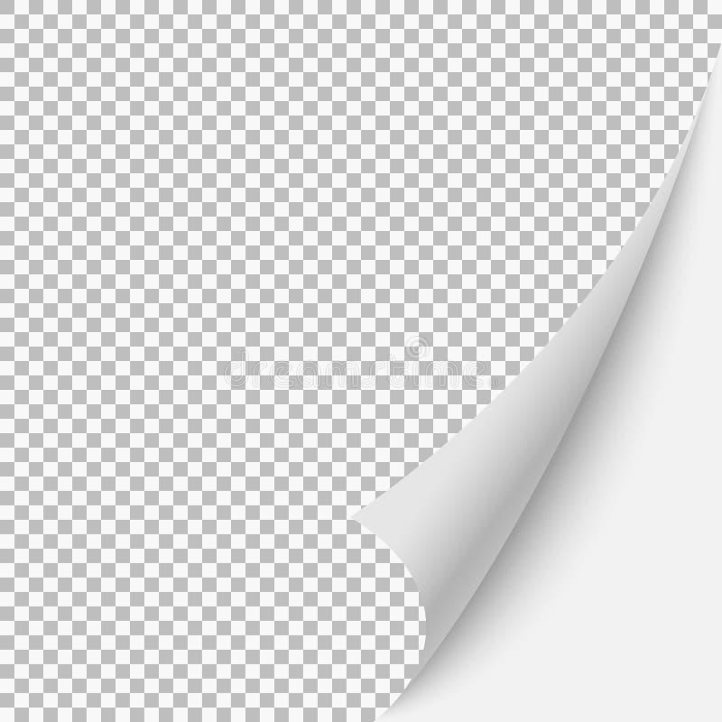 Пустая страница иллюстрация штока