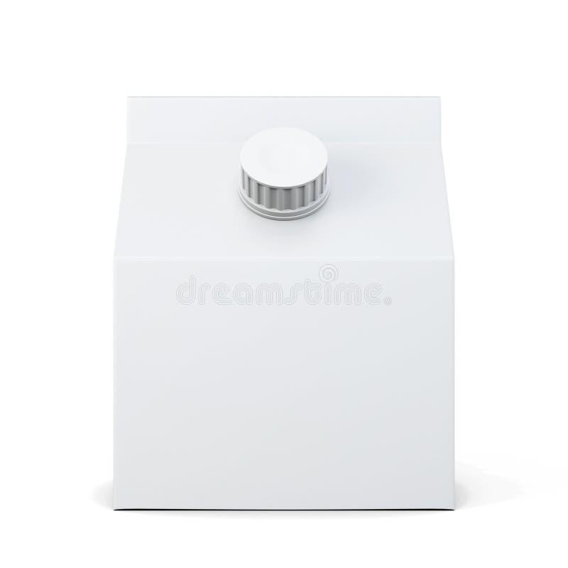 Пустая упаковка для изолированного напитка перевод 3d бесплатная иллюстрация