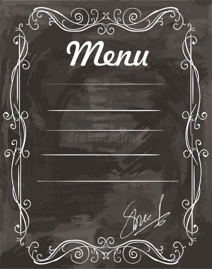 Картинки меню образец