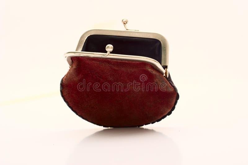 Download пустое портмоне стоковое фото. изображение насчитывающей baggies - 6860294