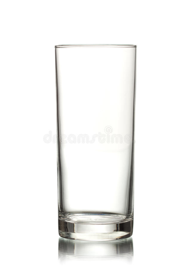 пустое стекло стоковые фотографии rf