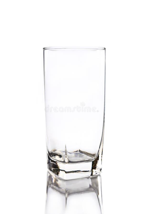 Download Пустое стекло изолированное на белизне Стоковое Изображение - изображение насчитывающей потеха, alchemy: 37929157