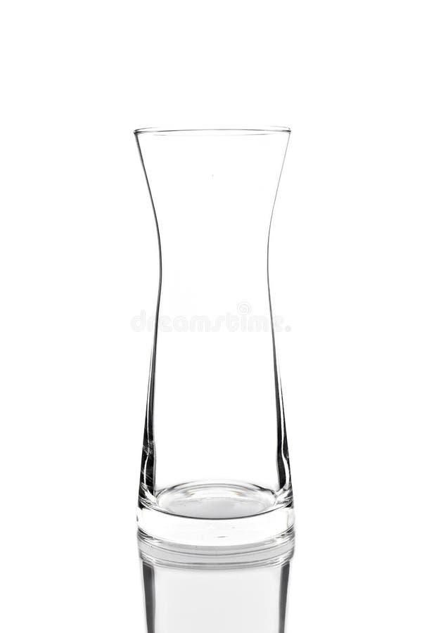 Download Пустое стекло изолированное на белизне Стоковое Фото - изображение насчитывающей одно, годовщина: 37929196