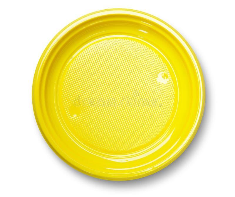 пустой желтый цвет плиты стоковое фото