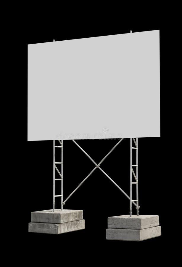 пустой знак конструкции стоковые изображения rf