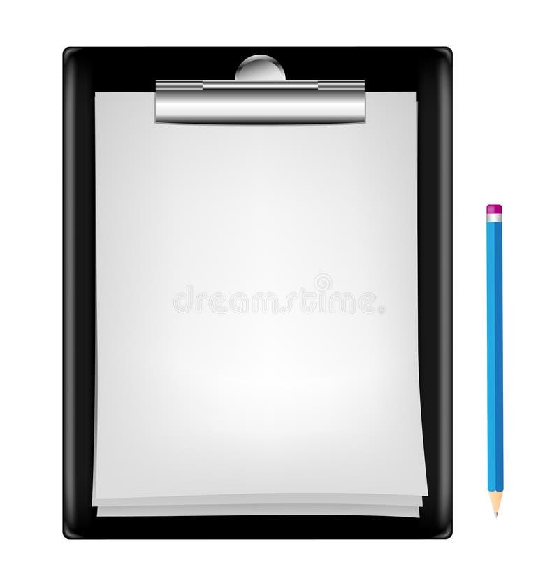 пустой clipboard бесплатная иллюстрация