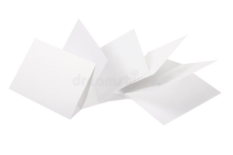 Download Пустые карточки стоковое изображение. изображение насчитывающей бело - 33726213