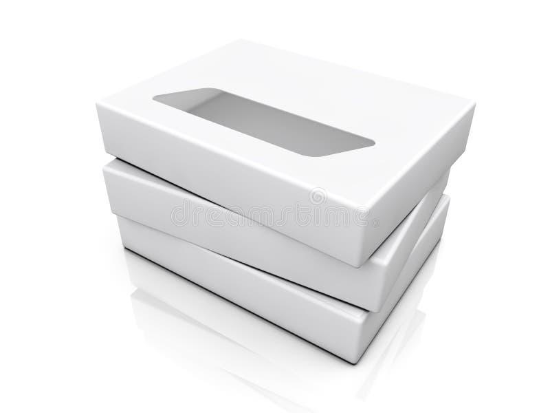 Download пустые коробки иллюстрация штока. иллюстрации насчитывающей открыто - 37928957