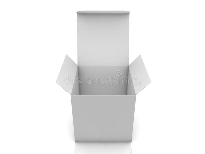 Download пустые коробки иллюстрация штока. иллюстрации насчитывающей случай - 37929262