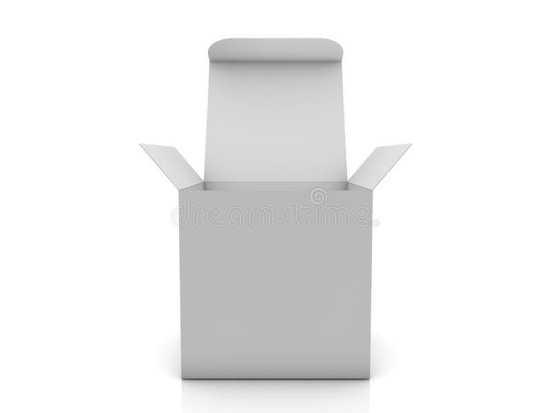 Download пустые коробки иллюстрация штока. иллюстрации насчитывающей компьютер - 37929277